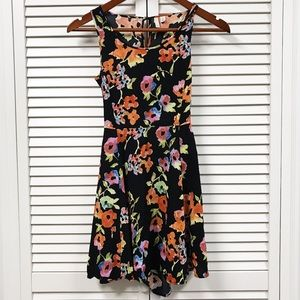Frenchi Floral Dress